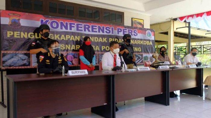Polda Jateng Tangkap Penjual Ikan yang Selundupkan Sabu dari Malaysia, Akan Diedarkan di Jawa-Madura