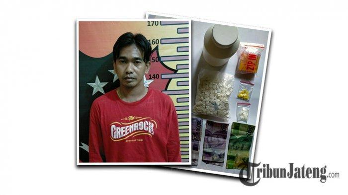 Aris Racuni Pelajar Semarang Jadi Koplo Ketagihan Obat Terlarang Paket Hemat