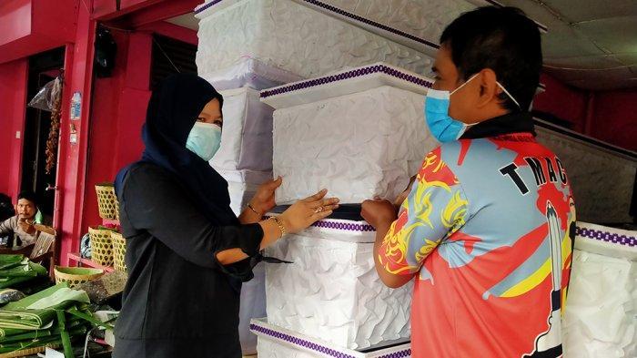 Harga Peti Mati di Kota Semarang Melonjak, Perajin Kebanjiran Order