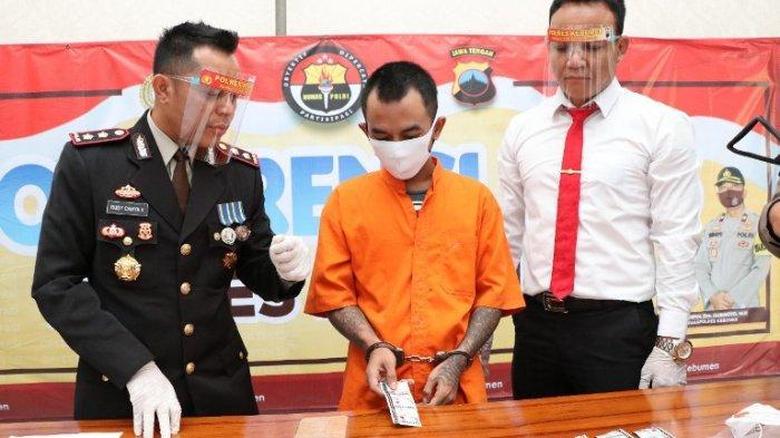 Beli Pil Koplo dari Jakarta Rp 15 Ribu/Strip, JA Jual di Kebumen Rp 60 Ribu
