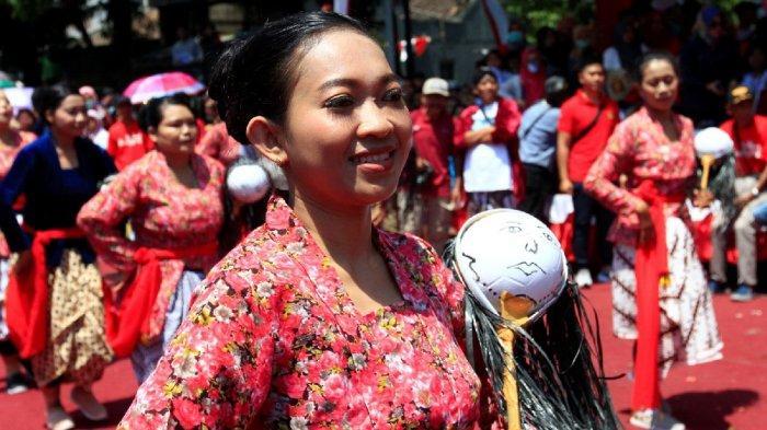 Lebih dari 2.000 Seniman Meriahkan Pentas Seni Merdeka di Temanggung
