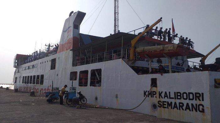 Syarat Berlayar Kian Diperlonggar, Penumpang Kapal Kalibodri Kini Melonjak 10 Kali Lipat