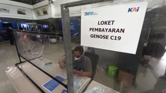 18 Orang Ditemukan Positif Covid-19 Setelah Tes GeNose di Stasiun Solo Balapan