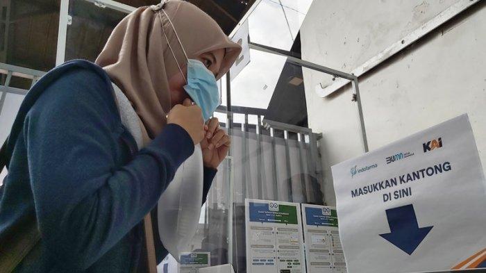 Mulai 28 April Terbang dari Bandara A Yani Semarang Bisa Gunakan GeNose, Tes di Gedung Parkir