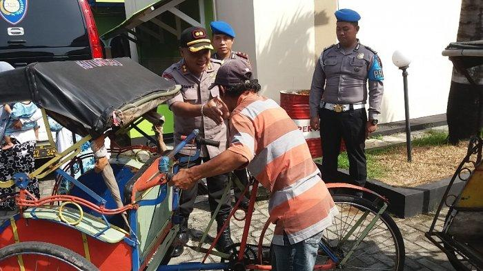 Hasil Pengumpulan Zakat Fitrah Anggota Polres Banjarnegara, Tiap Penerima Peroleh Rp 50 Ribu