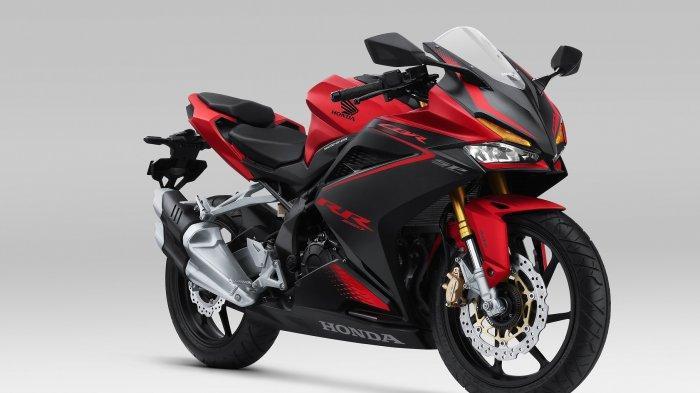 Makin Garang, Honda CBR 250 RR Bravery Red Black Bius Pecinta Motor Sport