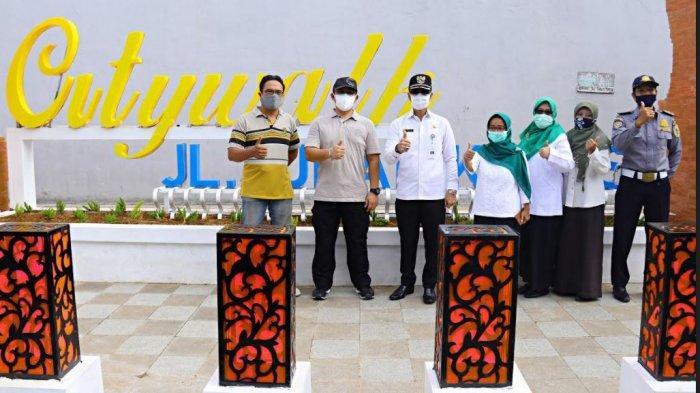 PKL Pekojan akan Menempati Kudus City Walk Jumat Pekan Depan 
