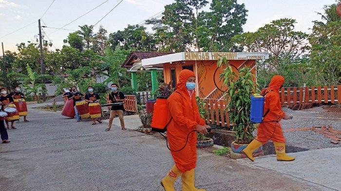 Viral Cara Unik Hadapi Pandemi, Ini yang Dilakukan Remaja Dusun Bungas Kabupaten Semarang