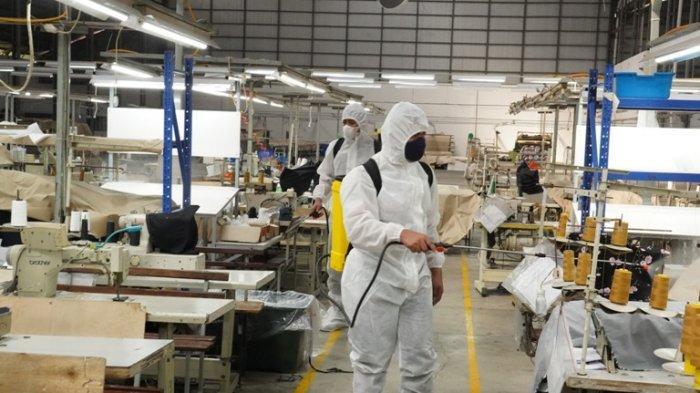 Muncul Klaster Pabrik, 11 Karyawan Pabrik Garmen Banyumas Positif Covid-19