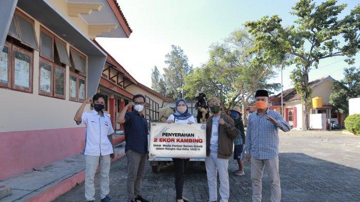 Sambut Idul Adha 1442 H di Tengah Pandemi, SG Salurkan 47 Hewan Kurban untuk Masyarakat