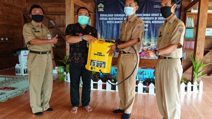 Disporapar Provinsi Jateng Pacu Geliat Dunia Pariwista Lewat Sosialisasi Protokol Kesehatan