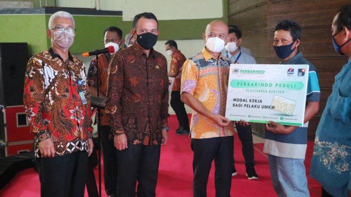 LPS dan DPD Perbarindo Jawa Tengah Gelar Vaksinasi di Jepara