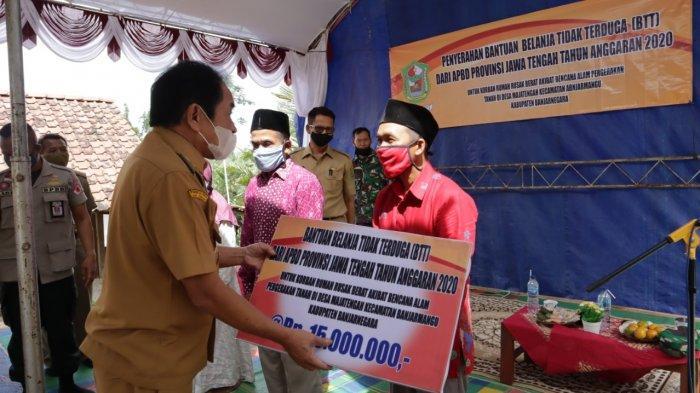 Korban Longsor Desa Majatengah Banjarnegara Tempati Dukuh Baru Sido Makmur