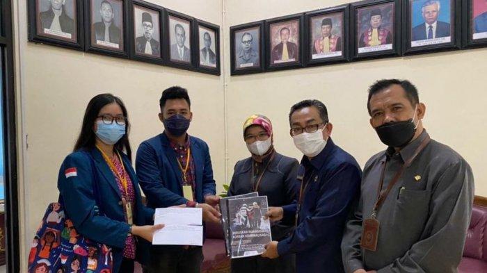 BEM Undip dan FH Ajukan Amicus Curiae Terkait Perkara Kriminalisasi Empat Mahasiswa di Semarang