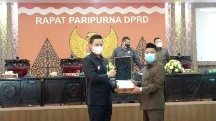 DPRD Kendal Gelar Paripurna Rancangan KUPA dan PPAS Perubahan APBD