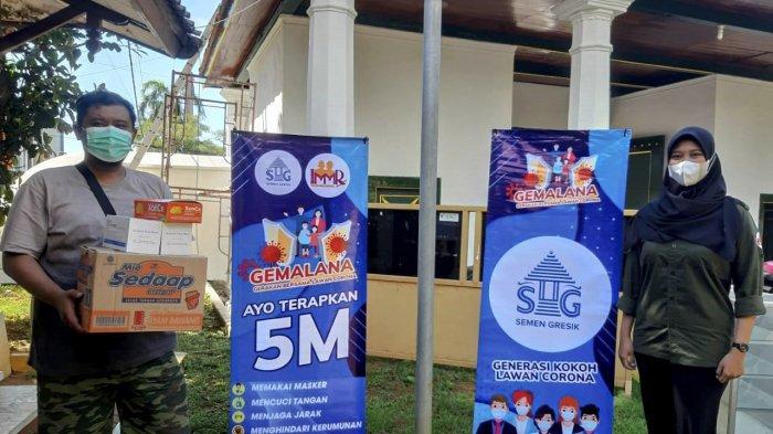 Dukung PPKM Darurat, SG Gandeng Komunitas Milenial Salurkan Bantuan Penanggulangan Covid-19