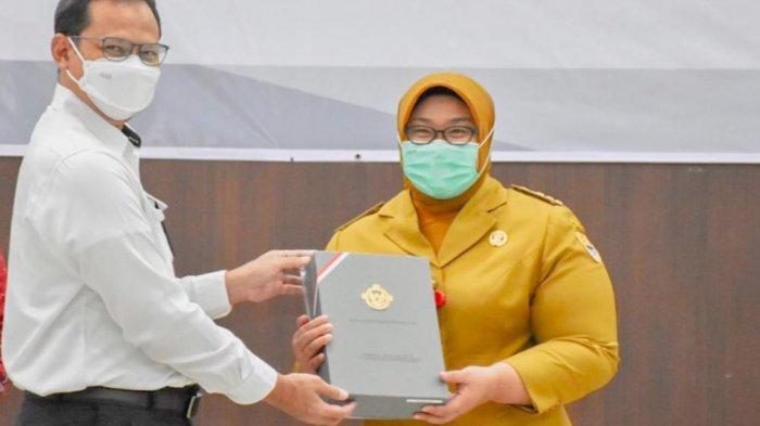 Hadiah Terindah Akhir Masa Jabatan Bupati Yuni-Wabup Dedy, Opini WTP Enam Kali Berturut-turut
