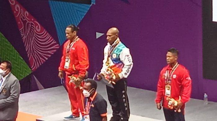 Jawa Tengah Peringkat 6, Berikut Klasemen Perolehan Medali PON XX Papua 2021