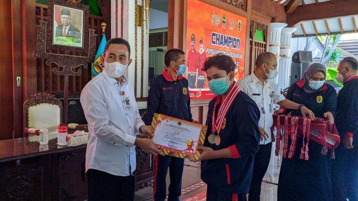 Kabupaten Pati Juara 2 POPDA Jateng Virtual 2021