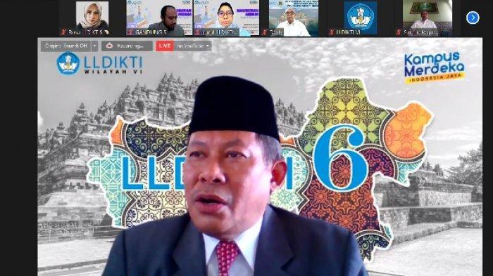 LLDikti Wilayah VI Jawa Tengah Serahkan Izin Pendirian Politeknik di Salatiga