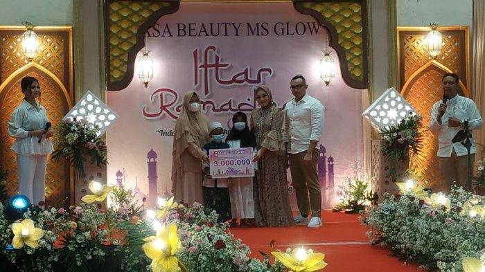 Asa Beauty MS Glow Berbagi Kebahagiaan Melalui Iftar Ramadan
