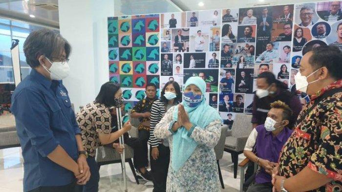 Yayasan Dana Kemanusiaan Kompas Menyalurkan 300 Sembako bagi Penyandang Disabilitas di Kota Solo