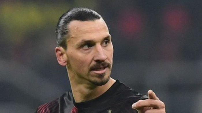 Hasil Akhir Inter Milan Vs AC Milan, Brace Ibra Bawa Rossoneri Menangkan Derby Della Madonnina