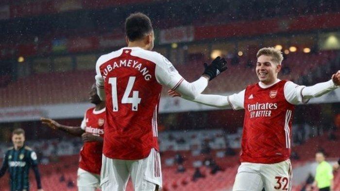 Prediksi Arsenal Vs Manchester City Liga Inggris, H2H, Susunan Pemain dan Link Live Streaming