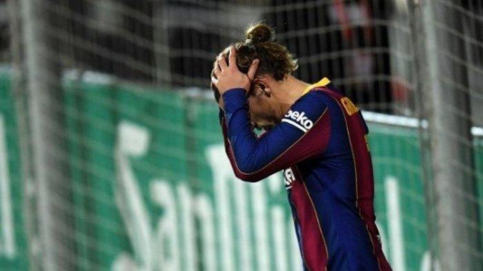 Hasil Copa del Rey Tadi Malam Cornella Vs Barcelona, Barca Butuh 120 Menit Kalahkan Tim Divisi 3