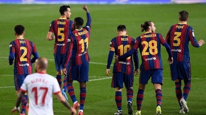 Nonton TV Online Ini Link Live Streaming Valencia Vs Barcelona La Liga Spanyol