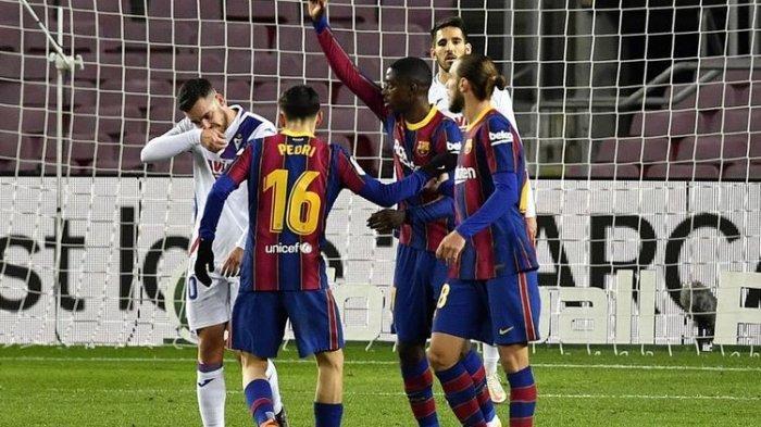 Prediksi Barcelona Vs PSG Liga Champions, H2H, Susunan Pemain dan Link Live Streaming