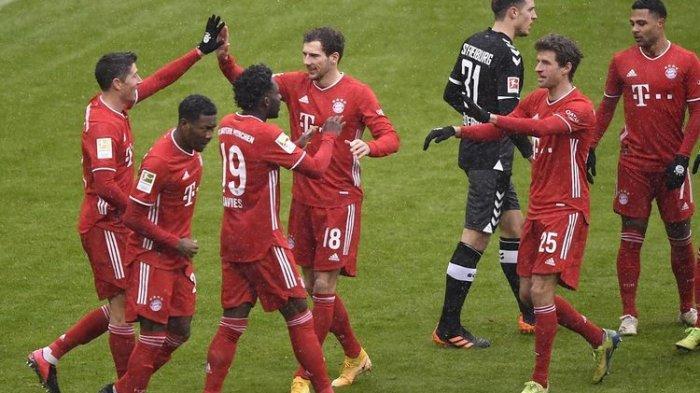 Prediksi Lazio Vs Bayern Munchen Liga Champion, H2H, Susunan Pemain dan Link Live Streaming