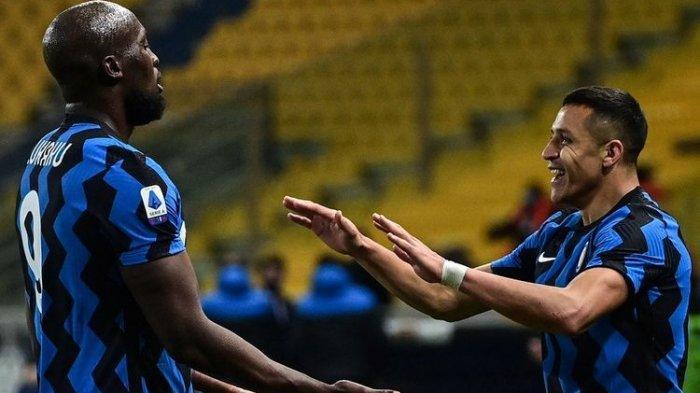 Hasil Liga Italia Inter vs Sassuolo, Gol Kontroversi Lautaro Buat Kemenangan Juventus Sia-sia