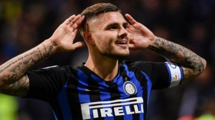 Inter Milan Copot Ban Kapten Dari Mauro Icardi, Diganti Samir Handanovic