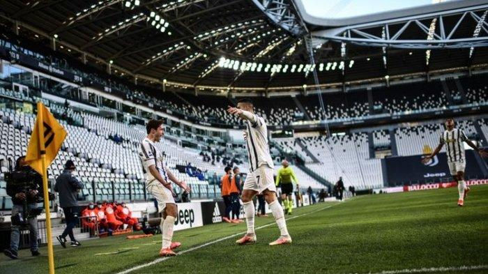 Duet Dyldo Dybala Ronaldo Bawa Juventus Pepet AC Milan Setelah Tundukan Napoli
