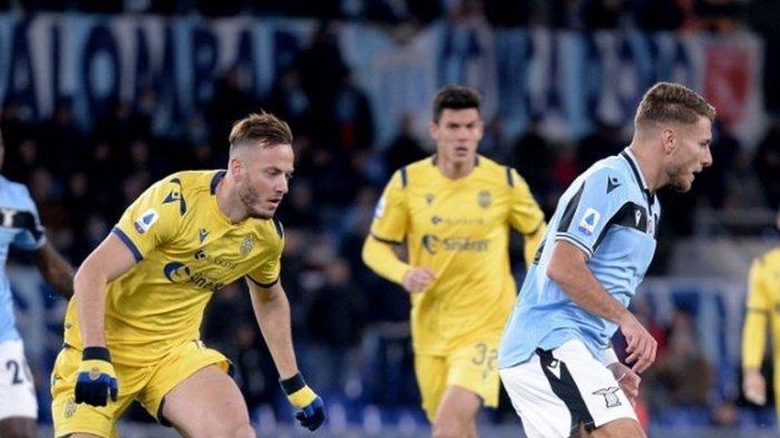 Lazio Vs Verona : Hanya Bermain Imbang Biancoceleste Gagal Geser Posisi Inter Milan