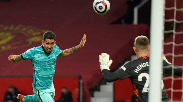 Hasil Premier League Manchester United Vs Liverpool, 2 Gol Setan Merah Tak Cukup Redam The Reds