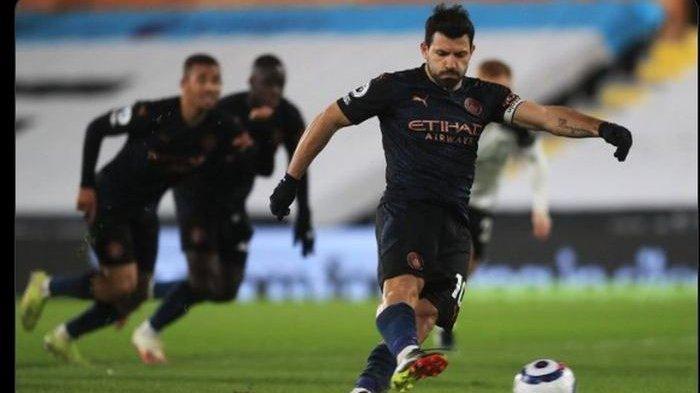 Dapat Aguero Secara Gratis, Barcelona Pagari dengan Klausul Pelepasan 100 Juta Euro, Siapa Mau Beli?