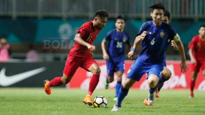 Timnas U-19 Indonesia Vs Yordania - Egy Masuk, Garuda Nusantara Unggul pada Babak Pertama