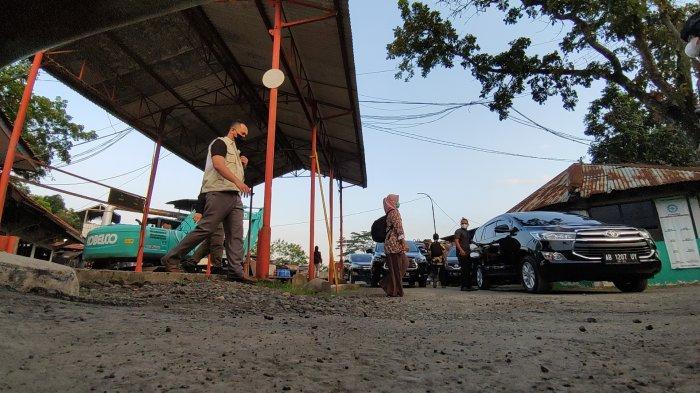 Dugaan Kasus Korupsi di Dinas PUPR Banjarnegara, KPK Geledah PT Sambas Purbalingga Hampir Tujuh Jam