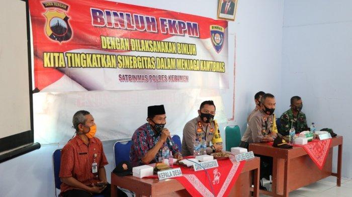 AKBP Rudy Cahya Kurniawan Sebut FKPM Harus Jadi Wadah Penyelesaian Masalah Warga di Tingkat Desa