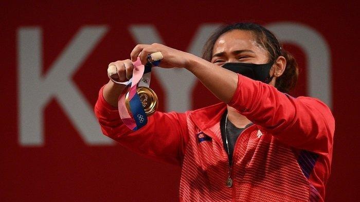Kisah Hidilyn Diaz, Peraih Medali Emas Pertama untuk Filipina Sepanjang Sejarah Olimpiade