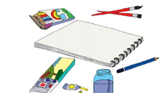 Kunci Jawaban Tema 8 Kelas 5 SD halaman 125 126 127 128 129 130 Membuat Gambar Cerita