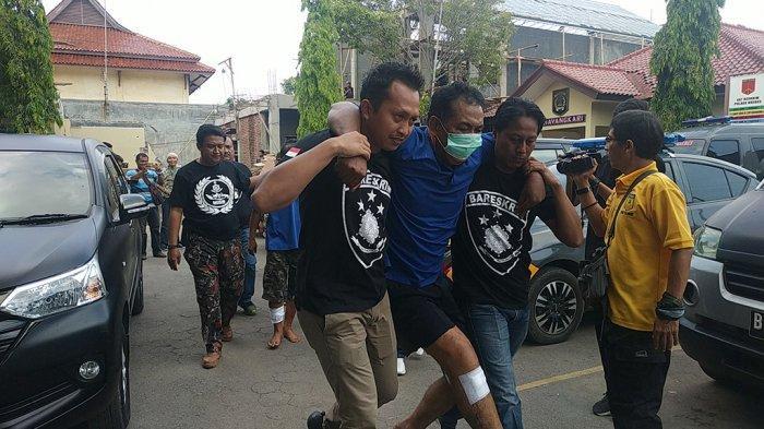 BERITA LENGKAP: Penangkapan Kawanan Perampok BRI Negla Brebes, 3 Pelaku Ditembak Karena Melawan