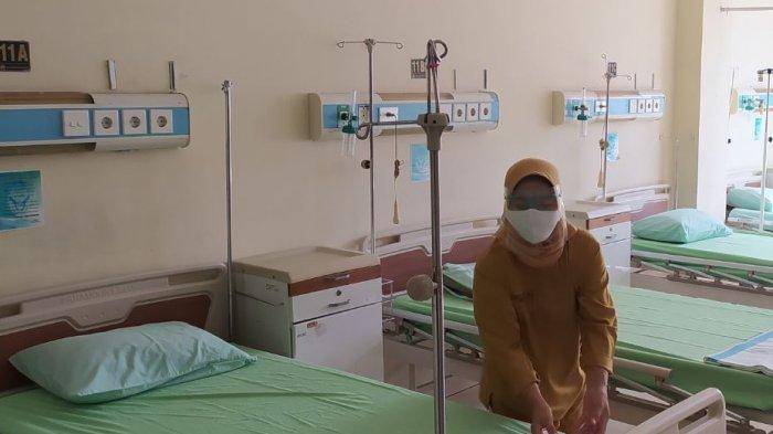 RSUD dr Soehadi Prijonegoro Sragen Tambah Kapasitas Bed Isolasi Mandiri, dari 66 Sudah Terpakai 54