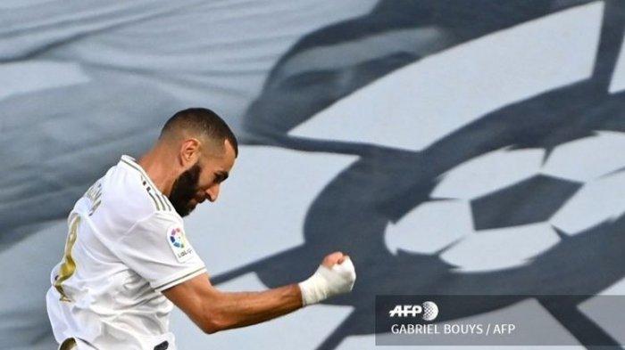 Ini Link Live Streaming Real Madrid Vs Granada La Liga Spanyol, Kejar Kemenangan Tempel Atletico