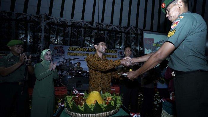 Perayaan HUT ke-73 TNI, Wakil Bupati Boyolali Ajak Semua Elemen Menjaga Persatuan