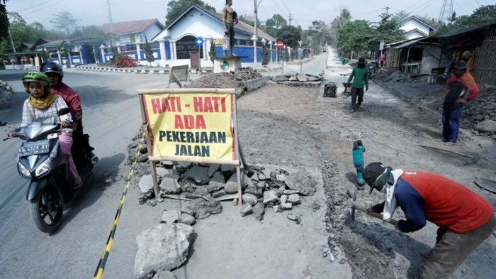 Pemkab Boyolali Kebut Pengerjaan Perbaikan Jalan di Sejumlah Tempat