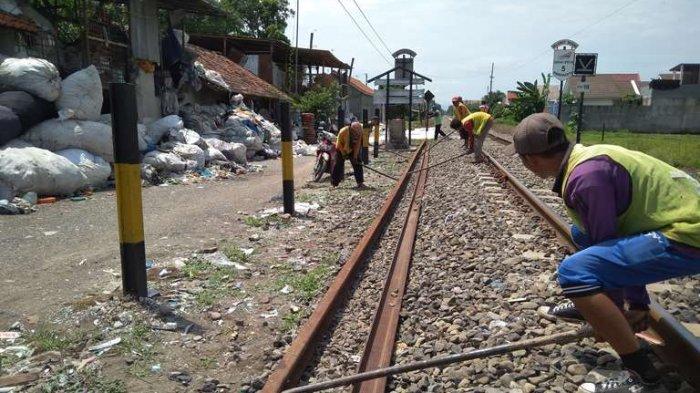 Pembebasan Lahan Proyek Jalur Kereta Api Bandara Solo Memasuki Tahap Akhir