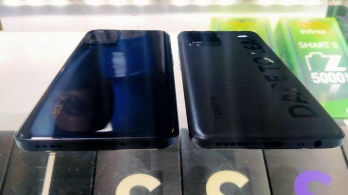 Perbandingan Realme 8 dengan Realme 8 5G